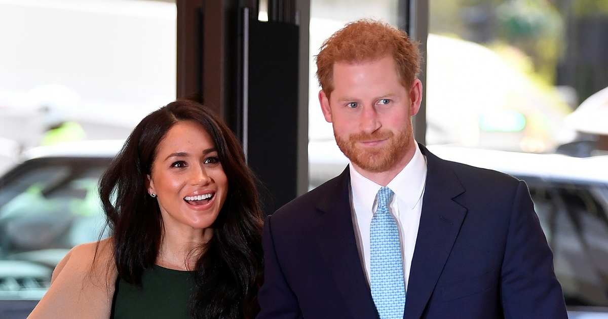 Meghan and Harry Will Celebrate Thanksgiving, American-Style