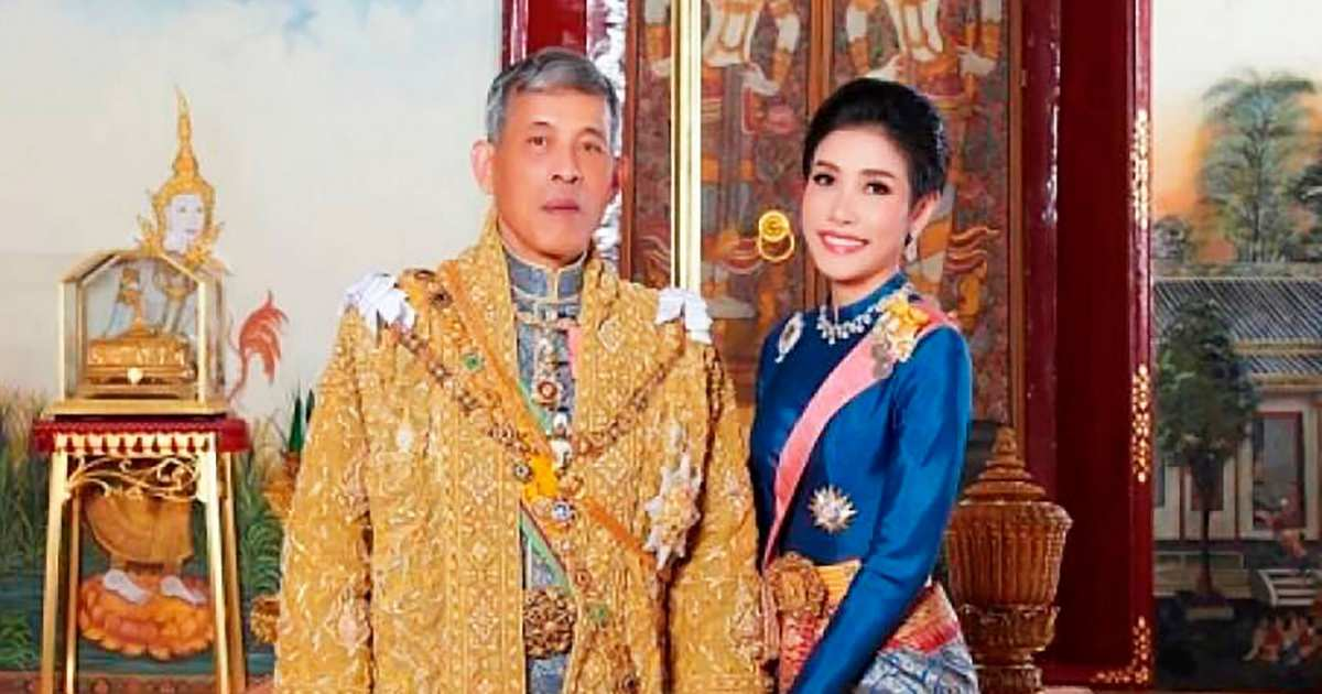 What Is Going on With the Thai King's Disgraced Consort?