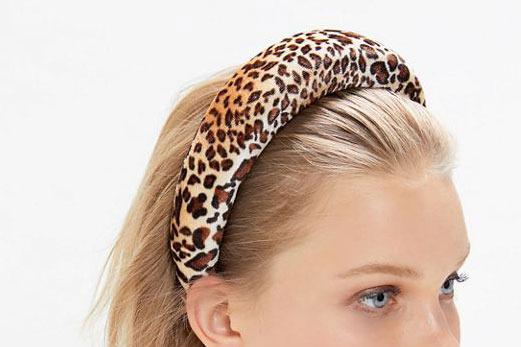 Urban Outfitters Oversized Padded Headband