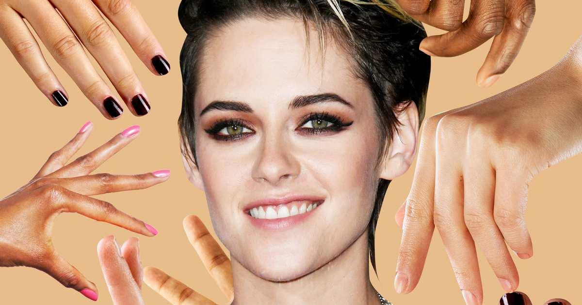 I Love How Much Kristen Stewart Loves Hands