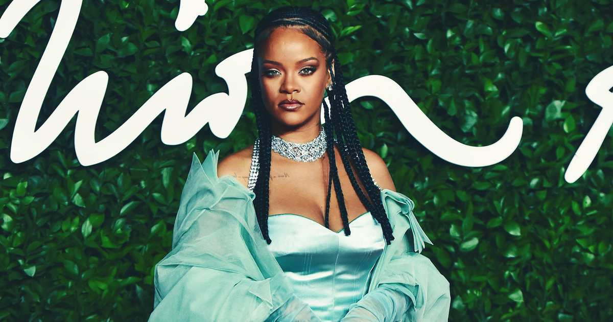 A Motion to Add Rihanna to the Royal Family