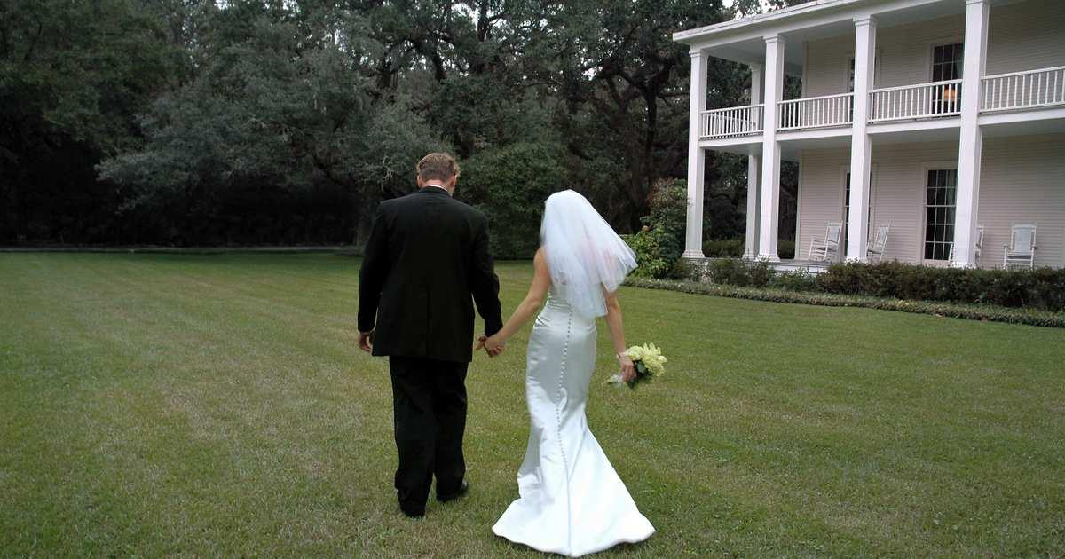 Wedding Websites Pledge to Stop Glorifying Plantations