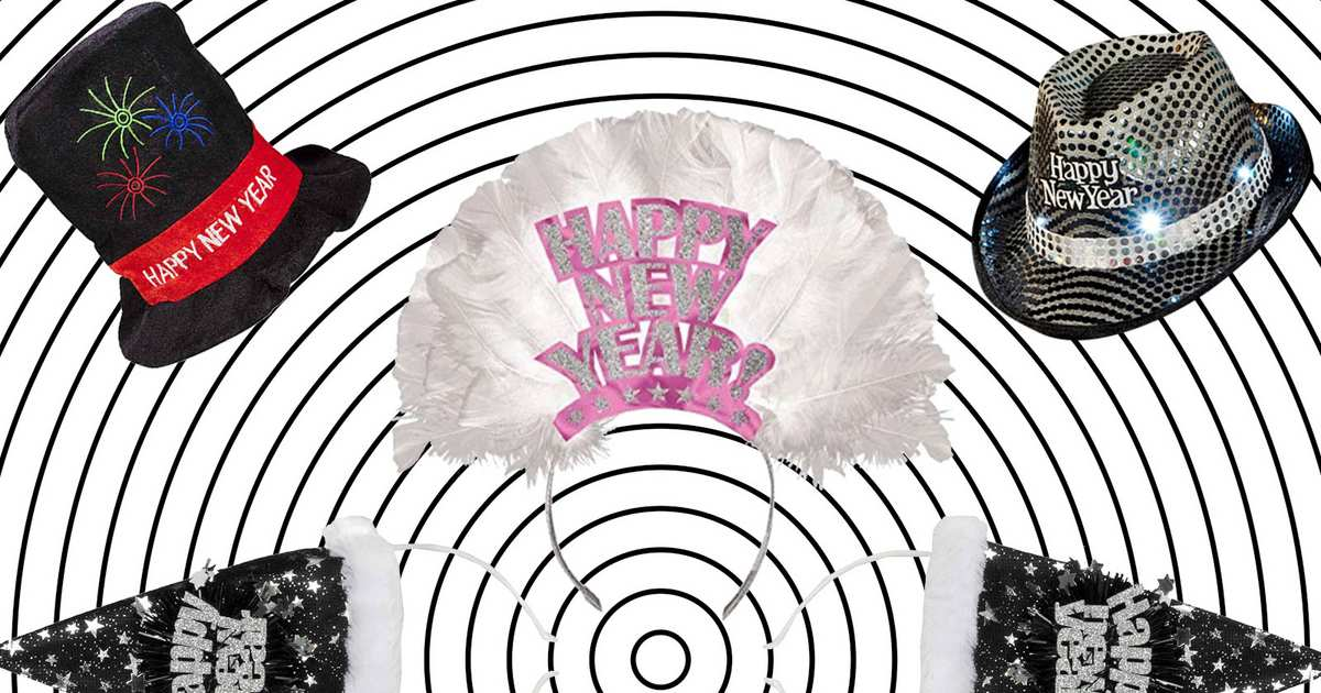 Which New Year's Eve Party Hat Is the Best?