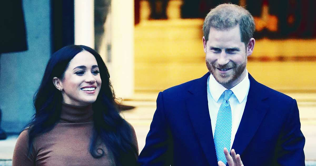Where Will Meghan And Harry Move?