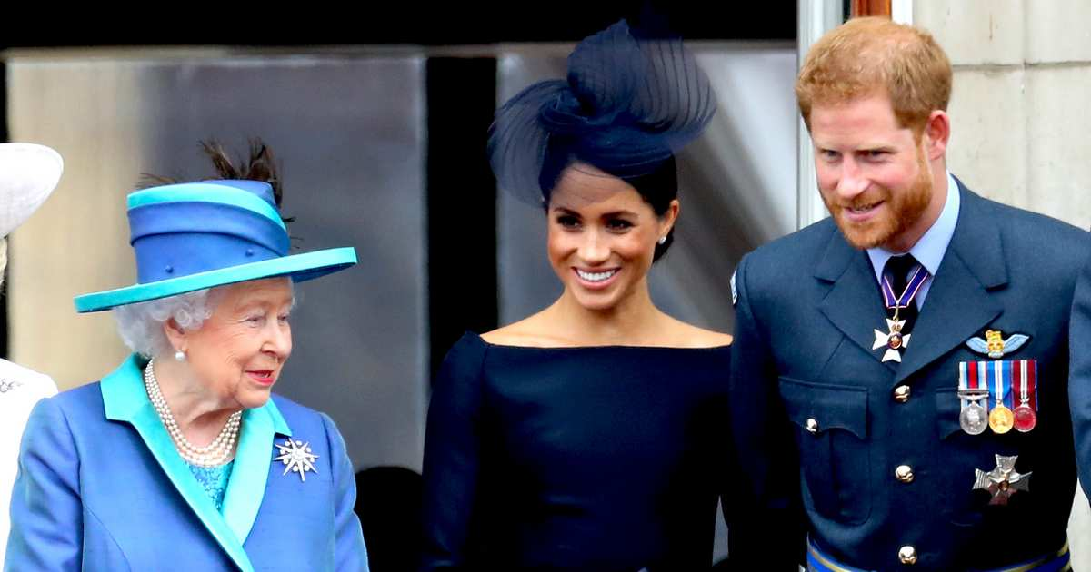 Everything We Know About Prince Harry and Meghan Markle's Royal Deal