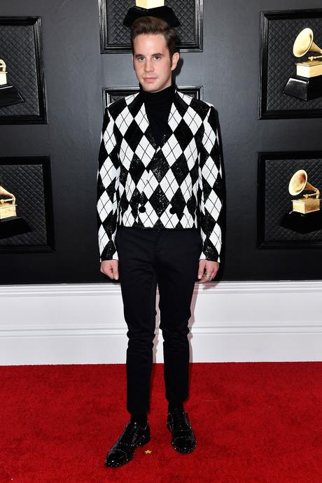 Ben Platt at the 2020 Grammy Awards