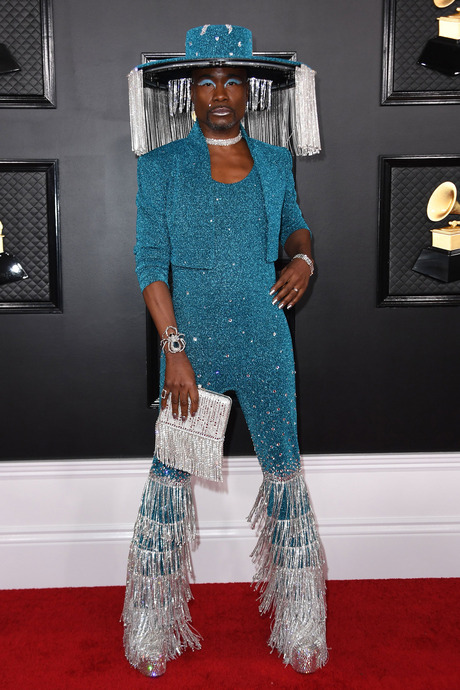 Billy Porter at the 2020 Grammy Awards