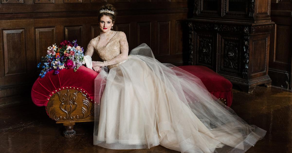 The Wedding That Resembled a Dutch Still Life