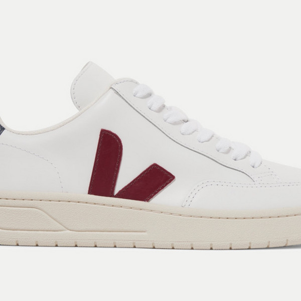 Veja x Net Sustain V-12 Leather Sneakers