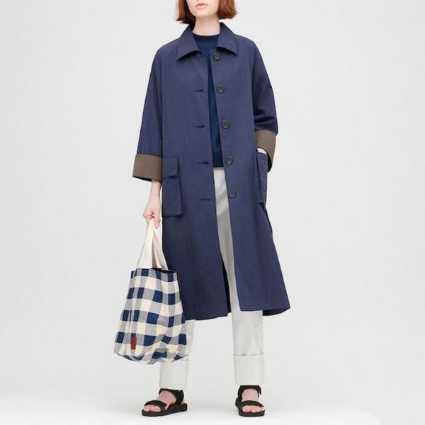 JW Anderson x Uniqlo Women's Long Coat