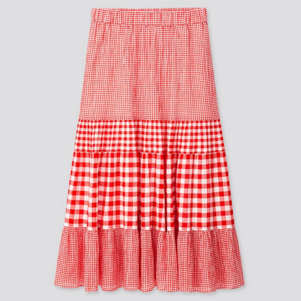 JW Anderson x Uniqlo Women's Tiered Skirt