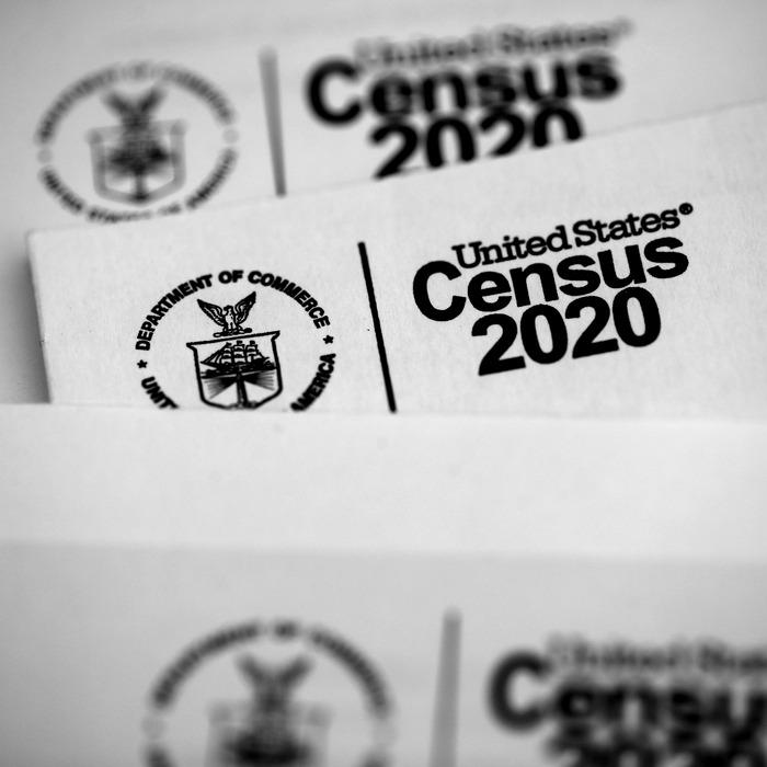 U.S. Census documents.