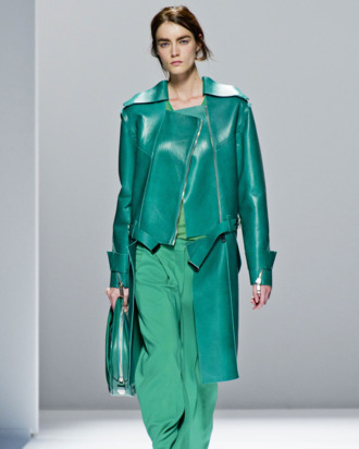 A look from Sportmax.