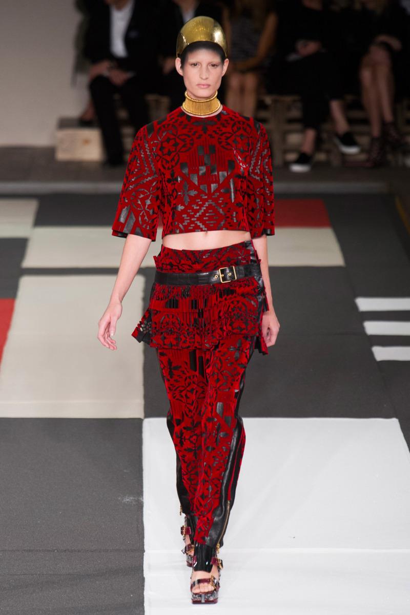 Paris Fashion Week: Alexander McQueen