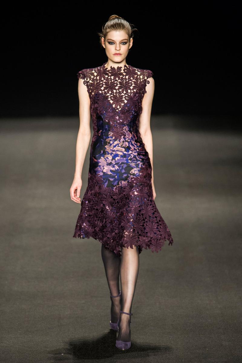 Fall Fashions Shows New York