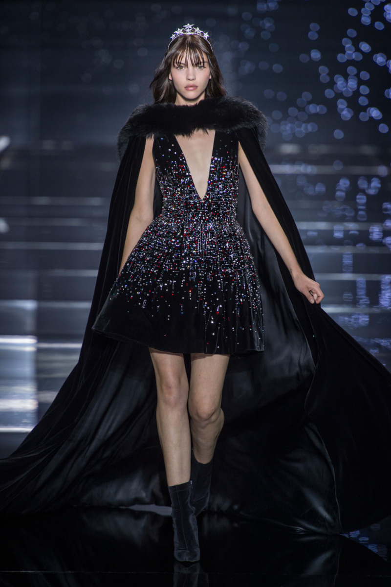 Zuhair murad fall 2015 couture the cut for O couture fashion