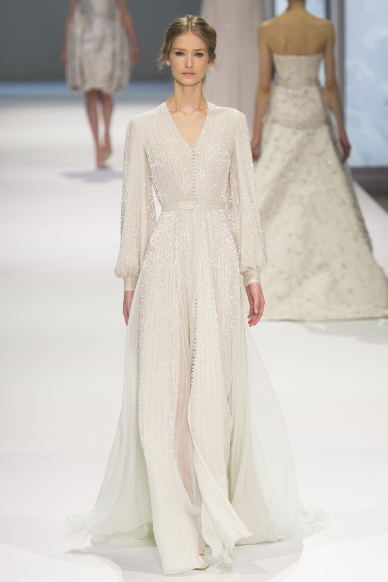 Ralph & Russo - Spring 2015 Couture