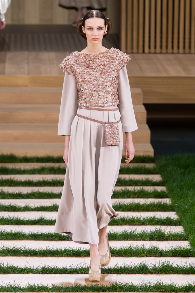 Chanel - Spring 2016 Couture