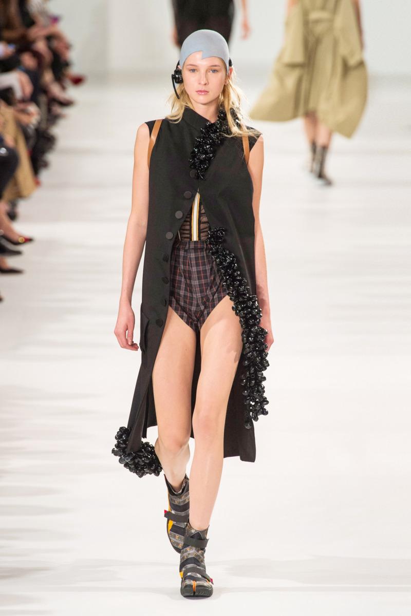 Paris Fashion Runway Spring