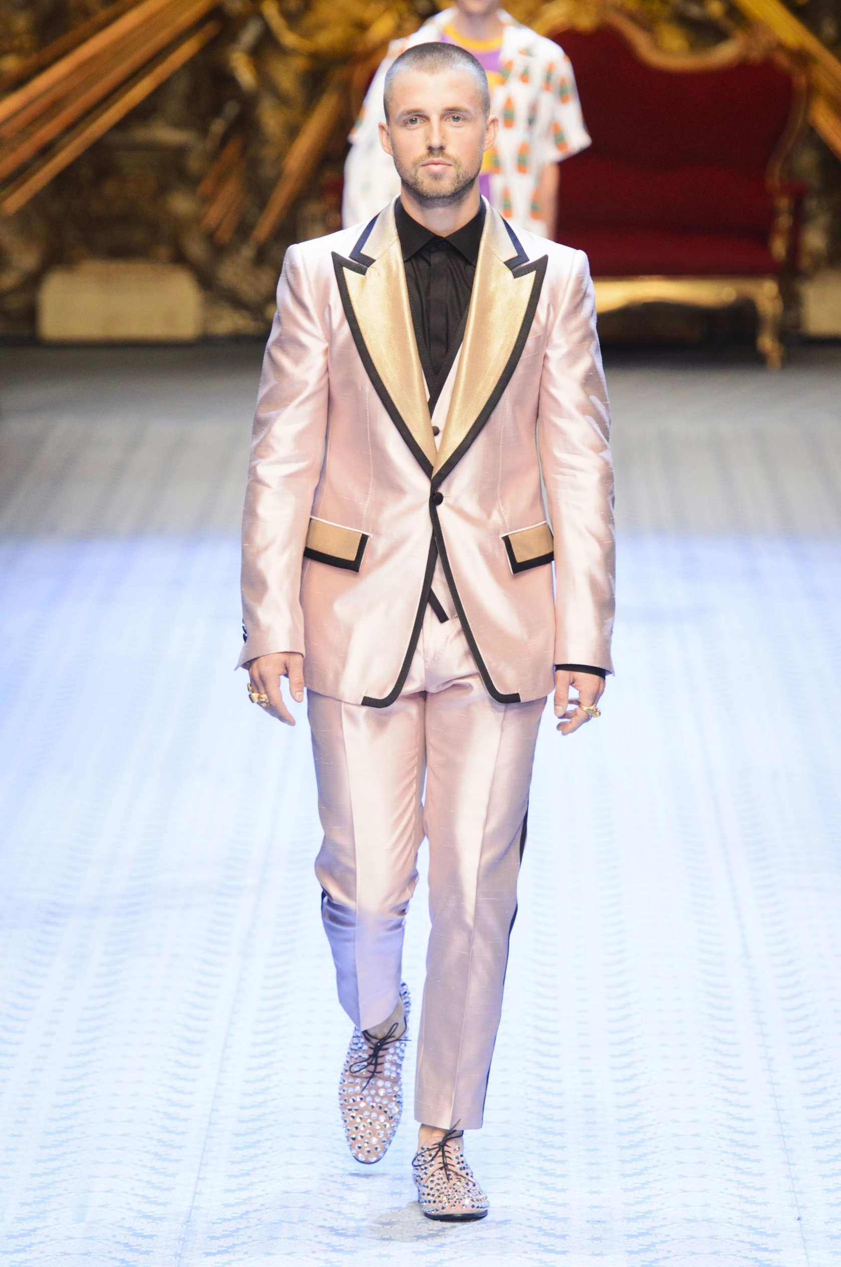 Dolce & Gabbana Spring 2019 Menswear The Cut