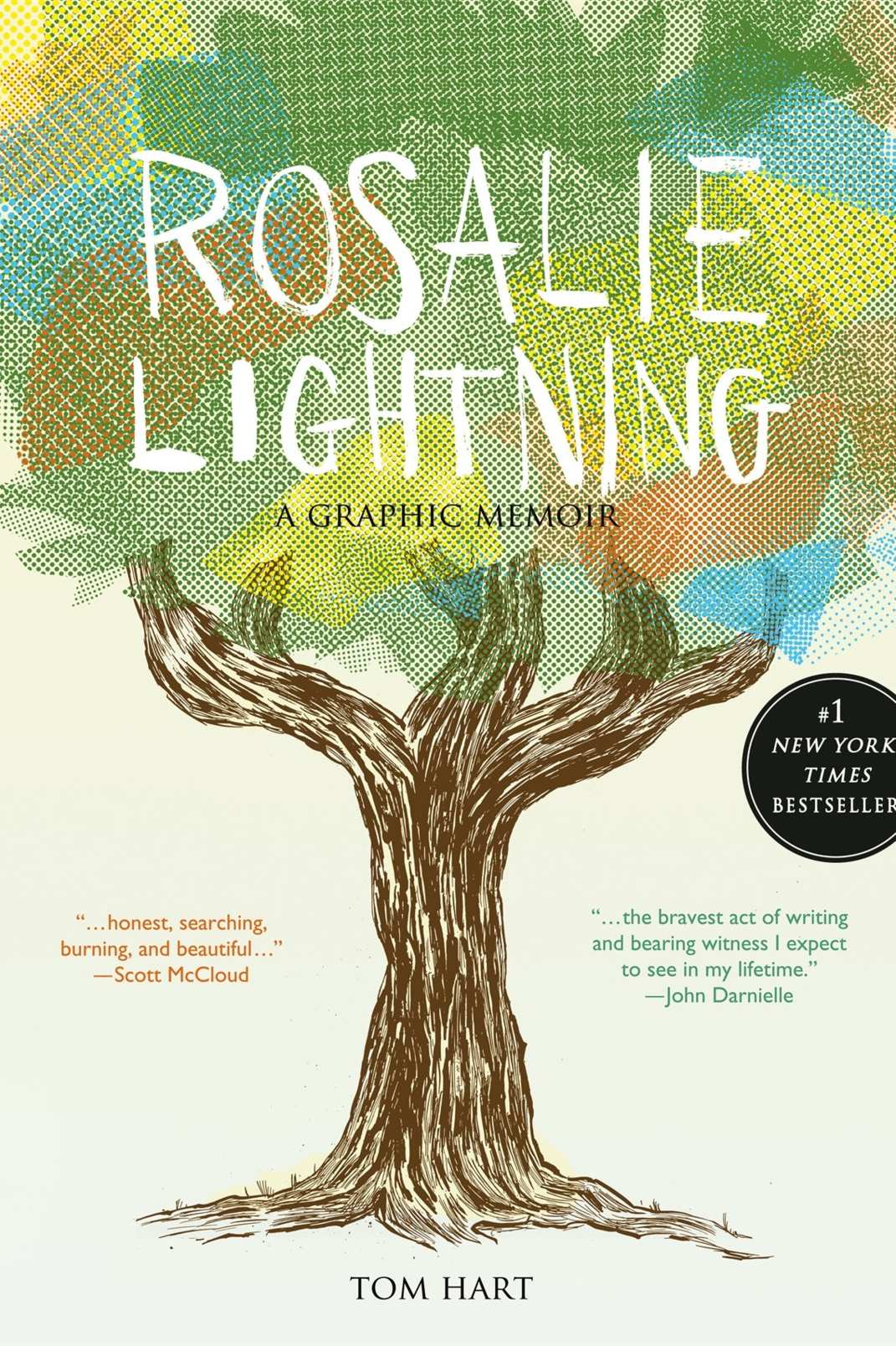 Rosalie Lightning, by Tom Hart