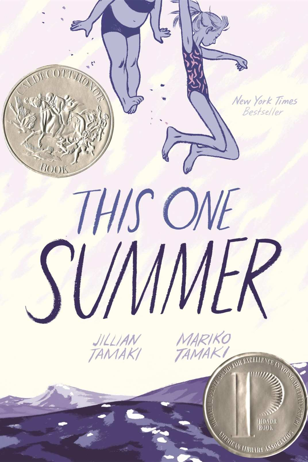 This One Summer, by Jillian Tamaki and Mariko Tamaki