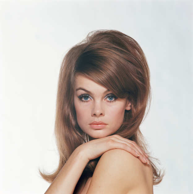 Photo 3 from Fashion editorial, circa 1965.