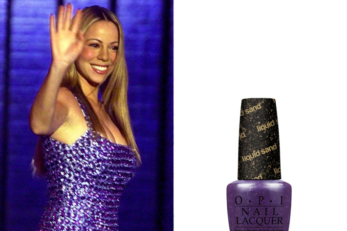 Looks That Inspired Mariah Carey\'s New Nail-Polish Line