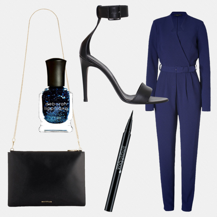 18c85879c5450 ... Jacobs floral skirt, $147.50 at Net-a-Porter; Jil Sander Navy leather  gloves, $320 at Stylebop; C. Wonder beanie, $28 at C. Wonder; T by  Alexander Wang ...