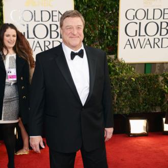 BEVERLY HILLS, CA - JANUARY 13: Actor John Goodman arrives at the 70th Annual Golden Globe Awards held at The Beverly Hilton Hotel on January 13, 2013 in Beverly Hills, California. (Photo by Jason Merritt/Getty Images)