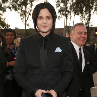 LOS ANGELES, CA - FEBRUARY 10: Musician Jack White attends the 55th Annual GRAMMY Awards at STAPLES Center on February 10, 2013 in Los Angeles, California. (Photo by Christopher Polk/Getty Images for NARAS)