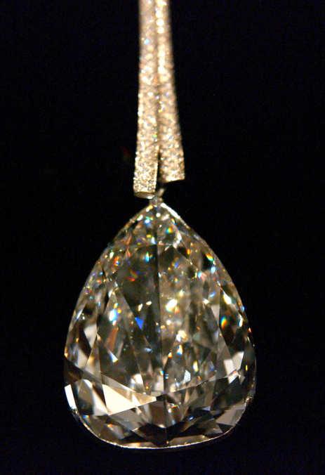 Photo 42 from The Millennium Star Diamond