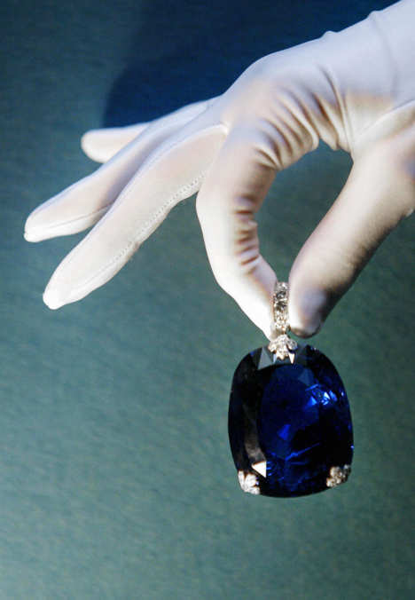 Photo 30 from Queen Marie of Romania's Sapphire