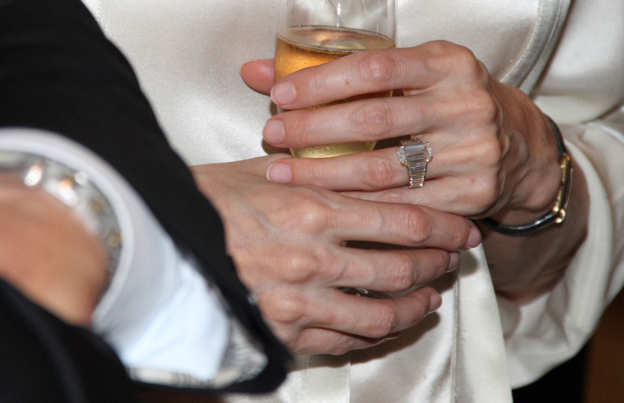Photo 31 from Angelina Jolie's Engagement Ring