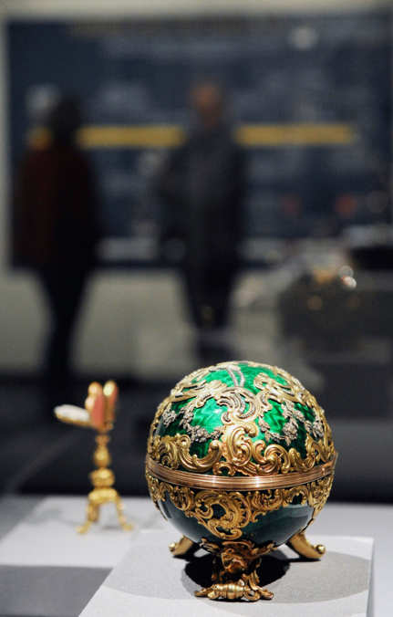 Photo 36 from The Fabergé Egg