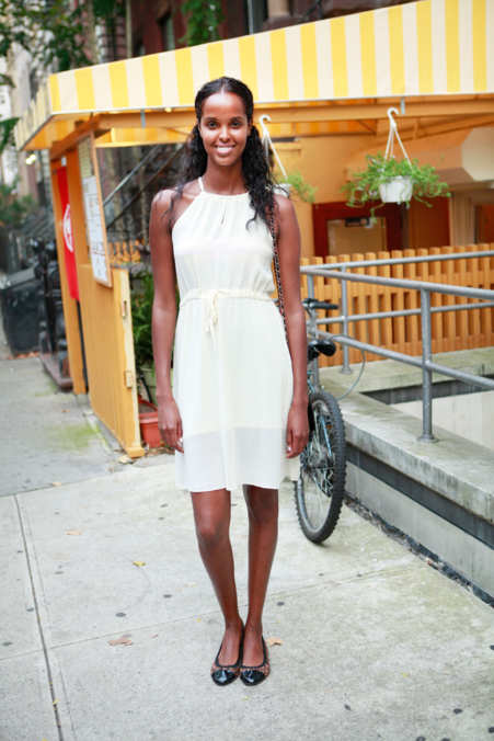 Photo 27 from Ayan Elmi, 24, NYFW Veteran, Wilhelmina, Somalia, grew up in Canada