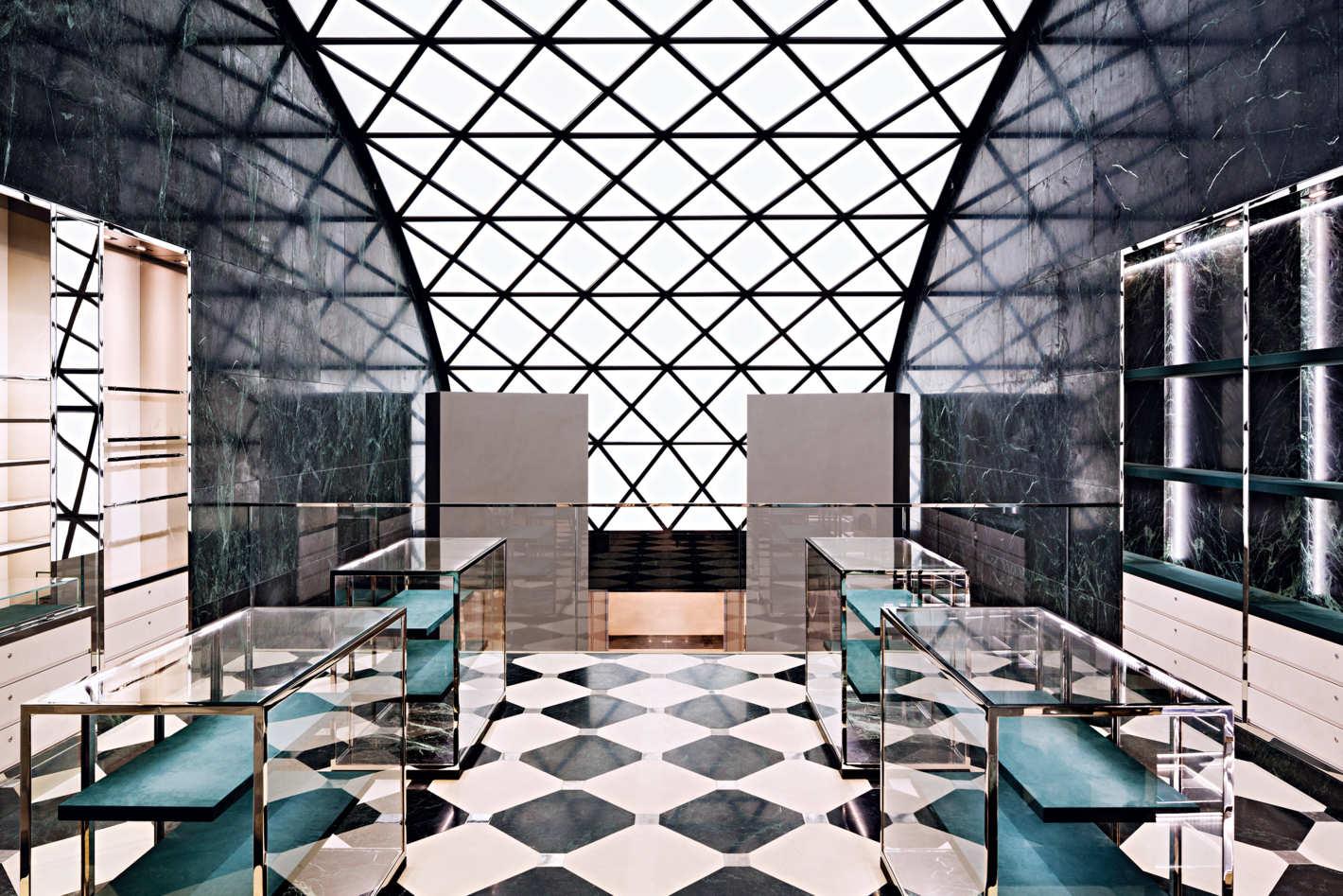 1fba19919f Photos: The Unveiling of Alexander Wang's Balenciaga Flagship in Soho