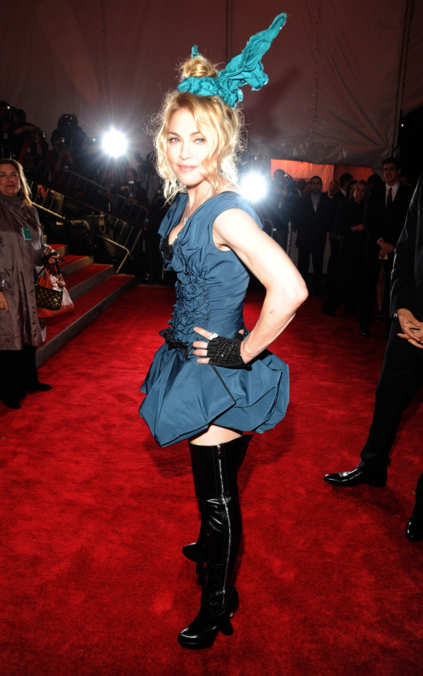 Photo 23 from Madonna's Louis Vuitton Bunny Ears