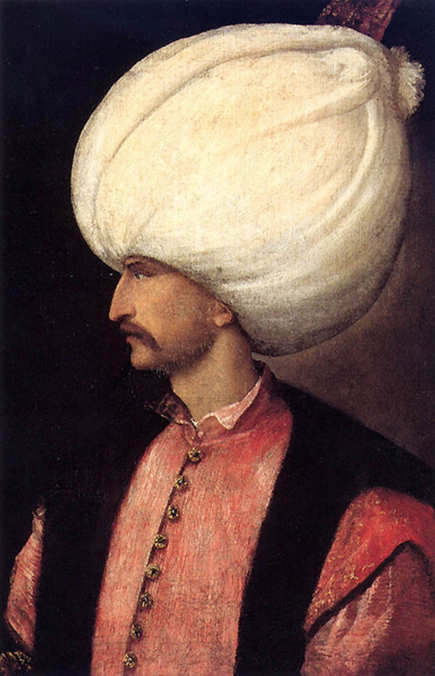 Photo 13 from Suleiman the Magnificent's Turban