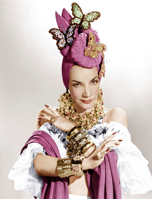 Photo 19 from Carmen Miranda in  The Gang's All Here