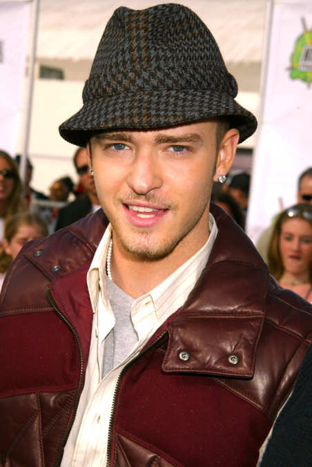 Photo 35 from Justin Timberlake in a Fedora