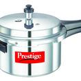 Prestige Popular Aluminum Pressure Cooker